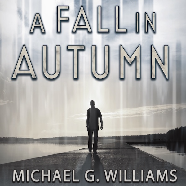 "Partial cover of the novel ""A Fall in Autumn."""